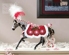 Breyer 700118 Holiday Horse - Peppermint Kiss