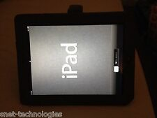 Apple iPad 1st generación 64GB, Wi-fi + 3G Sim Libre 9.7in - negro, grado a Restaurada