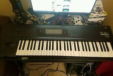 KORG 01/W FD Keyboard Synthesizer- Fair Condition With issues! korg 01w