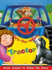 Tractor (Turn the Wheel), Lawson, Peter, Good Book