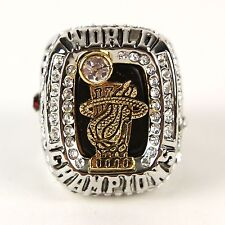 2012 Miami heat Lebron James champion championship ring Size 10 basketball