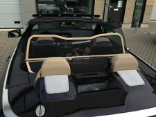 Mercedes Benz E-Class A207 Convertible | Beige Wind Deflector + Bag | 2010-2016