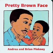 Pretty Brown Face by Andrea Davis Pinkney (1997, Board Book)