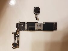 Apple Iphone 6 16gb Motherboard (Unlocked) + home button (Fully Functional)