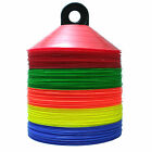 100 Disc Cones Soccer Football Track Field marking Coaching NEW
