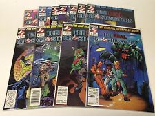 THE REAL GHOSTBUSTERS #1-11 (NOW COMICS/1988/0716160) COMPLETE SET LOT OF 11