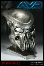 NIB * CELTIC PREDATOR MASK * SIDESHOW COLLECTIBLES STUDIO ADI * AVP
