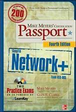 Mike Meyers' CompTIA Network+ Certification Passport, (Exam, Michael Meyers, Ver