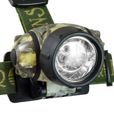 7-LED KOPFLAMPE, STIRNLAMPE, HEADLAMP, HEADLIGHT, ANGELLAMPE, LED-LAMPE, LAMPE