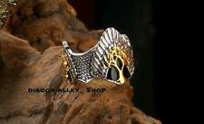 Anello Corona Aragorn il signore degli anelli ring lord of the rings