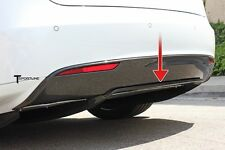 Tesla Model S Carbon Fiber Rear Center Diffuser
