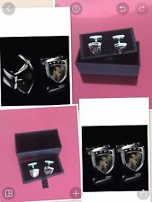 Ferrari cuff links in Gift Box