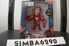 """4"""" METALS Iron Man Die Cast MARVEL figures Civil War M46 winter soldier machine"""