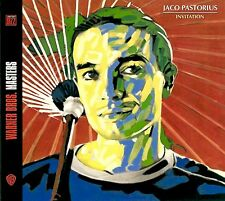 Jaco Pastorius - Invitation ( CD - Album - Remastered - Digipak )