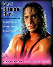 Bret 'Hitman' Hart: The Best There Is, the Best There Was, the Best Th-ExLibrary