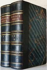 1840 THE WORKS OF JONATHAN EDWARDS GREAT AWAKENING THEOLOGY FREEDOM OF THE WILL