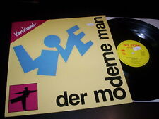 "Der Moderne Man ‎ ""Verstimmt (Live)"" LP NO FUN GERMANY 1981"