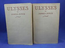 1932 ULYSSES by James Joyce Odyssey 1st Edition First Print, Very Good Cond