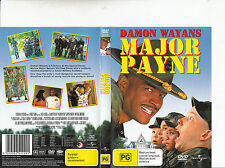 Major Payne-1995-Damon Wayans-Movie-DVD