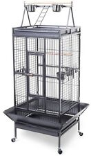 Bird Cage Large Play Top Parrot Finch Cage Macaw Cockatoo Pet Supply