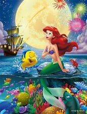 Yanoman Jigsaw Puzzle 42-30 Disney The Little Mermaid Ariel (300 Small Pieces)