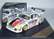 Vitesse 1/43 Porsche GT2 Chereau No.77 Le Mans 1997 in Box #7959
