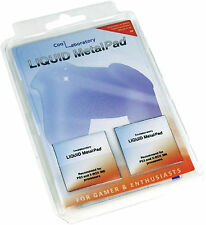 CoolLaboratory 2 x Liquid Metal Pads 42mm x 42mm For PS3 & XBOX 360 Repair Kit