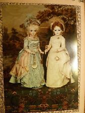 """SIMONE ~ Victorian Dress Pattern ~ Pat Allen ~ Designed for a 24"""" Lady Doll"""