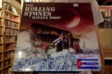 The Rolling Stones Havana Moon 3xLP + DVD sealed 180 gm vinyl Live in Cuba