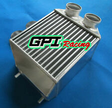 "Alloy Aluminum 5"" side mount Renault 5 R5 GT turbo super capacity intercooler"