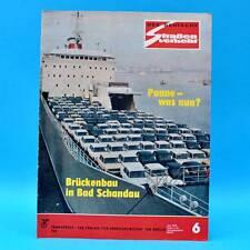Der Deutsche Straßenverkehr 6/1975 Shiguli Bad Schandau Zastava 1100 Panne C