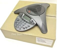 Polycom Soundstation VTX 1000 Conference Phone Station Analog (2200-07300-001)