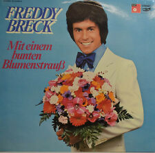"""FREDDY BRECK - MIT EINEM BUNTEN BLUMENSTRAUSS 12"""" LP (W 873)"""