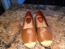 New Without Box Coach Espadrille Driving Flats.  Size 9.5M