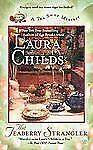 BUY 2 GET 1 FREE Laura Childs,The Teaberry Strangler (A Tea Shop Mystery)