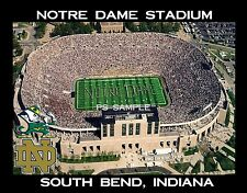 NOTRE DAME STADIUM - Flexible Fridge Magnet