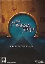 Riddle Of The Sphinx 2: The Omega Stone - PC Dreamcatcher Interactive Video Gam