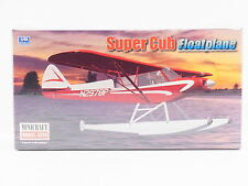 "LOT 14190 | Minicraft 11663 ""SuperCub Floatplane"" 1:48 Bausatz NEU in OVP"
