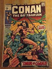 Conan the Barbarian Issue # 1 first edition