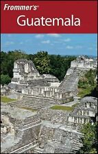 Frommer's Guatemala (Frommer's Complete Guides)-ExLibrary