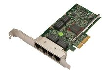 Broadcom BCM5719 Quad-Port 1GbE PCI-E Network Interface Card - KH08P