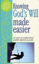 Knowing God's Will Made Easier by Mark Water (1998, Paperback)