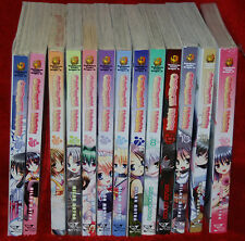 OMAMORI HIMARI Collection 0,1,2,3,4,5,6,7,8,9,10,11,12 English Manga MILAN MATRA