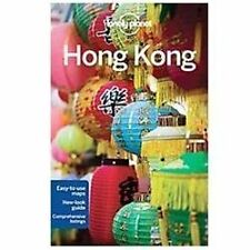 Lonely Planet Hong Kong (Travel Guide)-ExLibrary