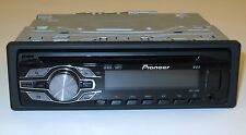 PIONEER DEH-24UB CD MP3 WMA RECEIVER PLAYER WITH FRONT AUX USB IPOD CONTROL