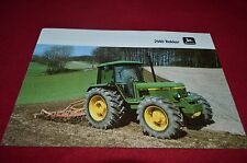 John Deere 2140 Tractor Dealers Brochure AMIL11 In Dutch