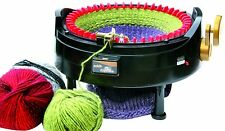Addi King Size Express Knitting Machine, Black. Free Shipping