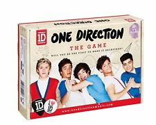 Official One Direction The Game Family Kids Fun Board Game New