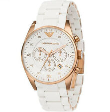 Emporio Armani AR5919 Stainless Steel    Width x Length 43m  WITH-boxes