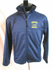 TURFER ATHLETIC ANDOVER COLLEGE HOCKEY JACKET FULL ZIP  WOMEN L  QUICK SHIPPER